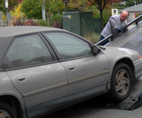 Unwanted Car Removal